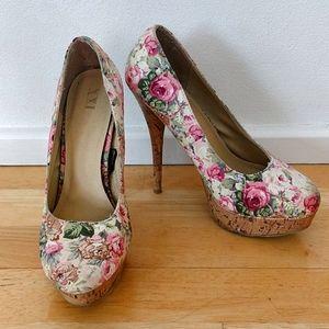 XXI heels